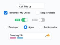 App UI System