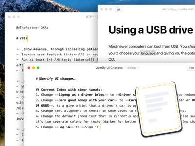 Tempad Lite — Markdown for the Masses