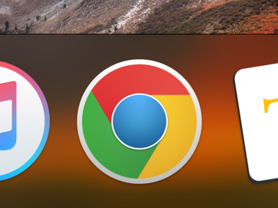 Google Chrome Icon Replacement