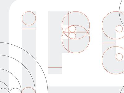 JPC Schema symmetry symmetrical rules logo lines geometry construction blueprint