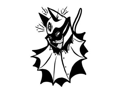 Bat cat the vigilante