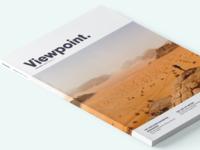 Viewpoint Magazine