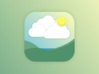 DailyUI : 005 // App Icon