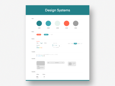 Design systems.