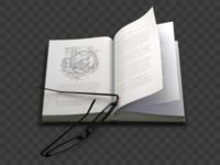 Books icon wip