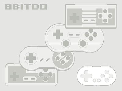 8bido hardware illustration gnome inkscape