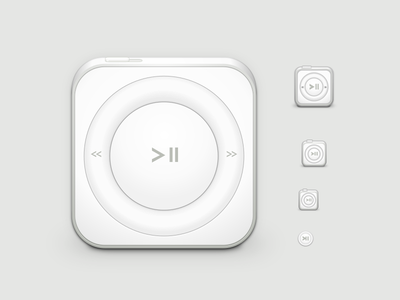 Generic Media Player icon refresh gnome inkscape