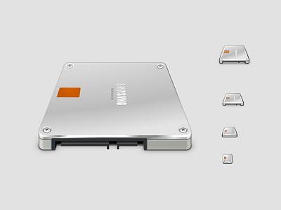 Generic Drive Icon icon refresh gnome inkscape