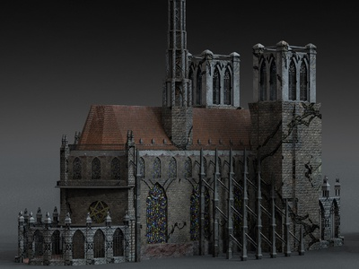 Cathedral of Hell