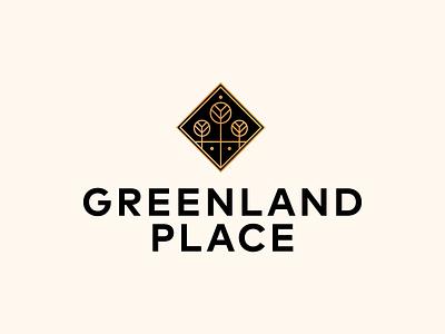 Greenland Place symbol logo branding property place greenland