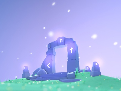 Luminant Gate
