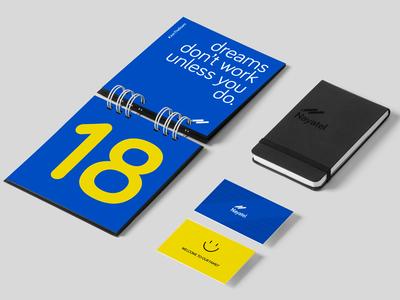 Nayatel Rebranding logo brand identity branding rebrand