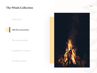The Winds Collection