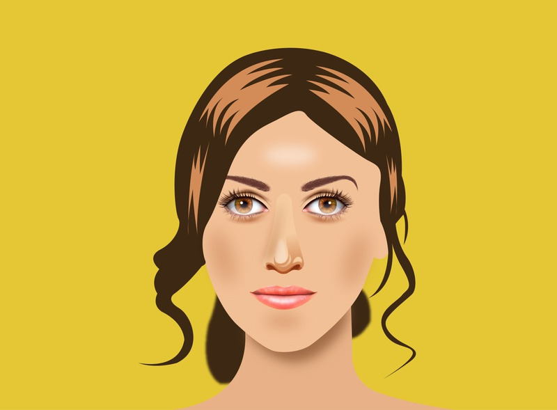 Beautiful well detailed Cartoon Portrait