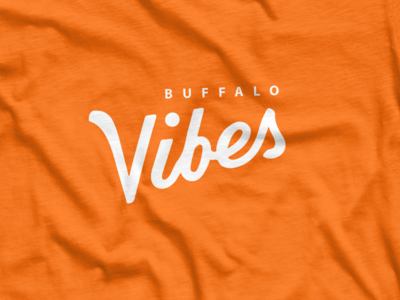 Buffalo Vibes t-shirt design trendy funny logotype apparel design fashion illustation vector button tshirt creative business vibes buffalo
