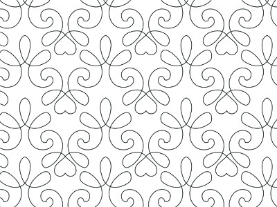 Interlocking line seamless pattern illustrator icon illustration seamless pattern seamlesspattern line vector seamless interlocking