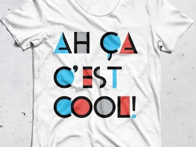 Typographic t-shirt Design