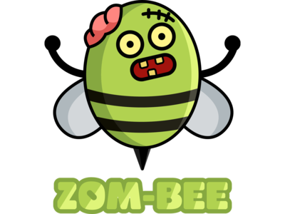 Funny Zombee t-shirt for halloween