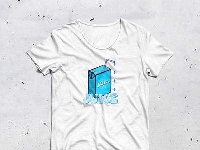 Juice Packet logo for t-shirt