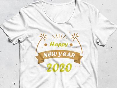 New Year t-shirt 2020