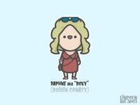 Daphne aka Roxy (Roisin Conaty) from After Life