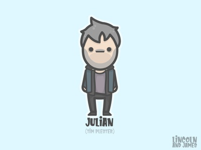 Julian (Tim Plester) from After Life