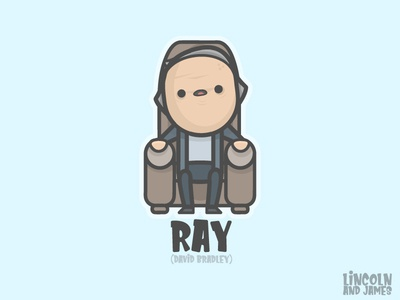 Ray (David Bradley) from After Life