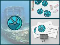 Minimal Anchor Badge