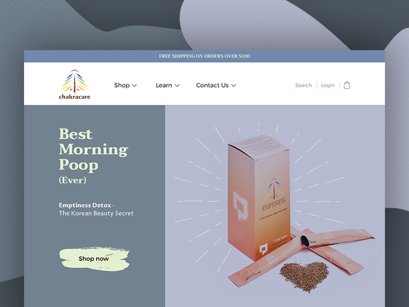 Home Page By Kuko Studio On Dribbble