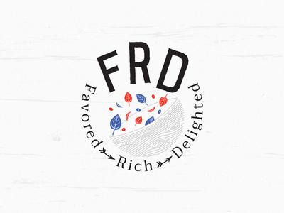 Brand identity for FRD