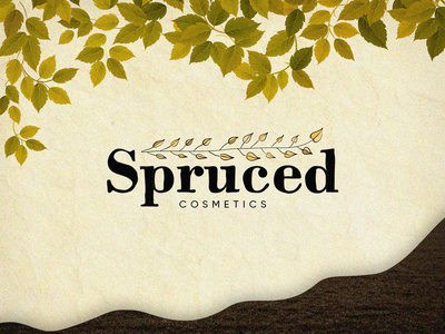 Branding for Spruced Cosmetics