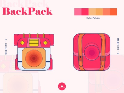 BackPackCombo 3 iconography icons set icons pack icon set iconset icon design icon icons bag icons bag icon bags bag backpack backpacks