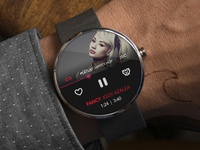 Beats Music V2 - Android Wear