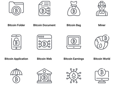 Bitcoin and Cryptocurrency Mining money world globe electronic money bitcoin earnings web online cryptocurrency bitcoin application bitcoin app form document chart bitcoin labour farmer engineer miner man industrial