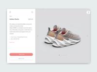 Adidas — Online Store