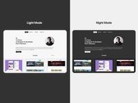 Portfolio UI Design arayüz tasarımı ui design portfolio