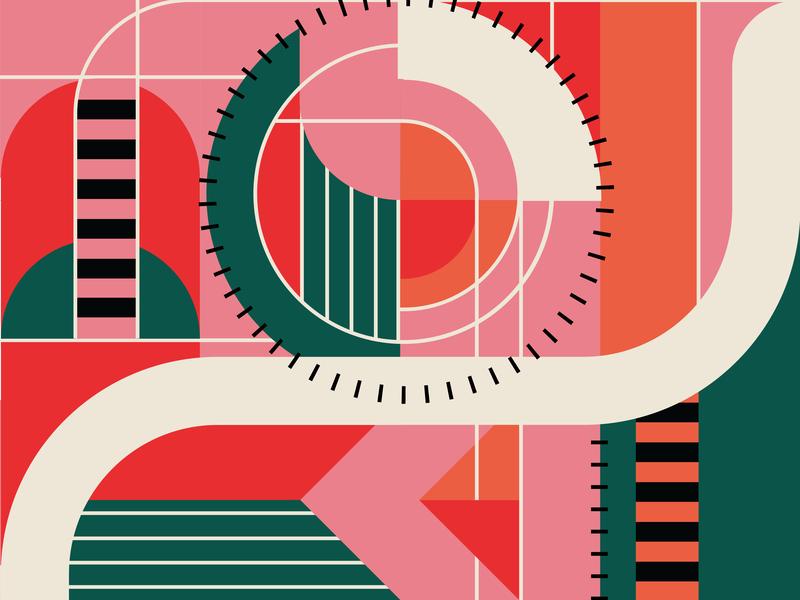 Melon Dance flat icon vector logo design illustration branding