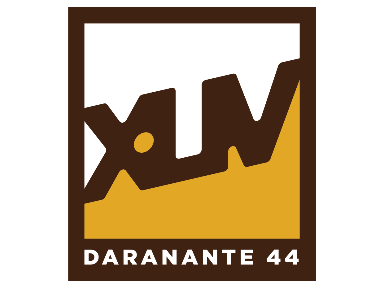 Persekutuan Jahat 44 simple numeral logo