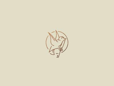 Swallow logotype