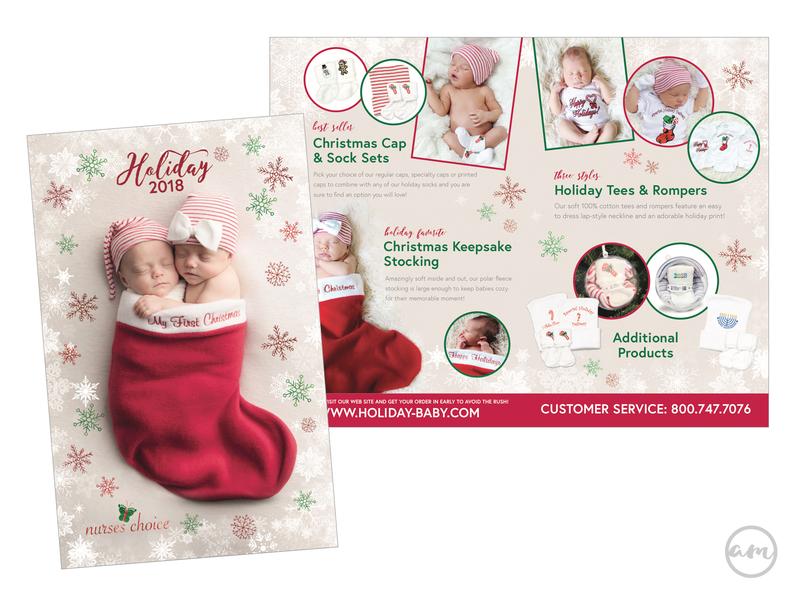 Nurses Choice Christmas Catalogue