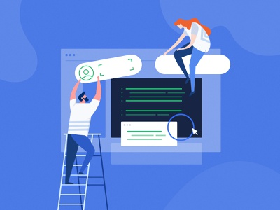 Congratulations to the developers! o2d outline2design ui ux webdesign illustration design digitalsummit congratulation developer developement