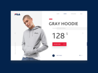 clothing store product card