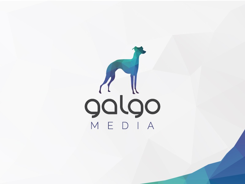 Galgomedia illustration design typography vector icon logo brand branding