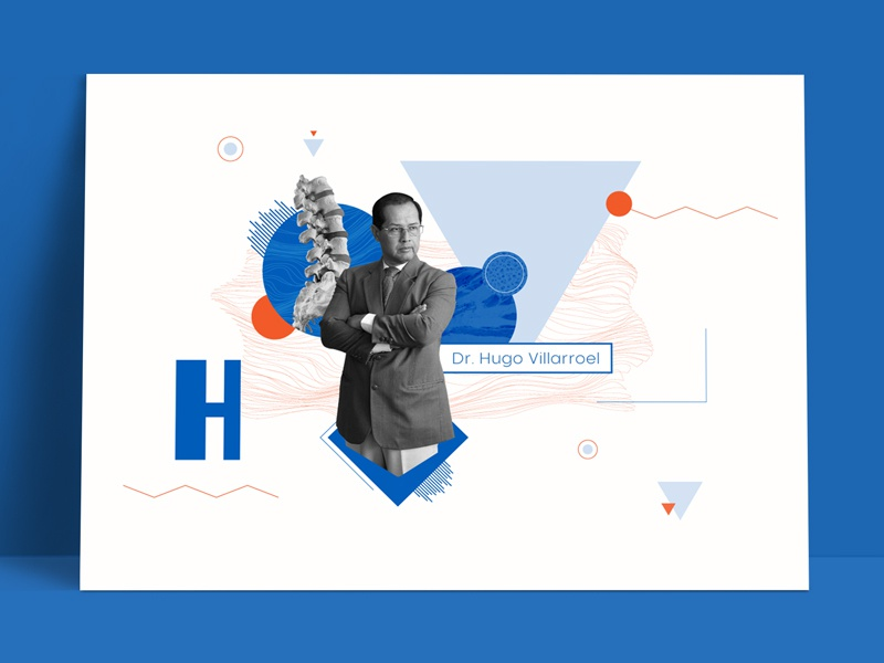 Medical Collage vector illustration color doctor health collage design