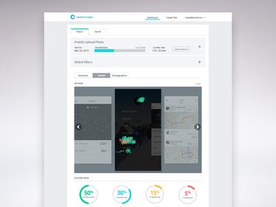 Apptourage Design Process - Design