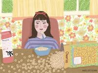 Matilda (1996)/ Matilda eating Cheerios