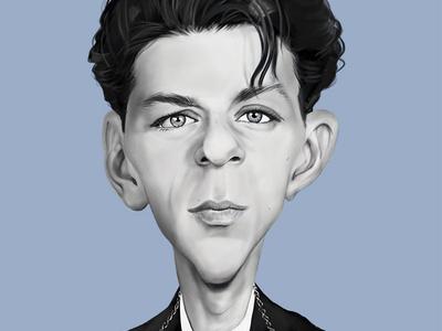 Francis Albert Sinatra Mugshot