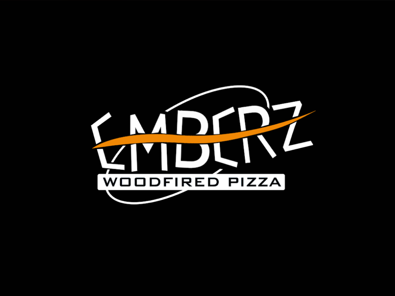 Ember Woodfired Pizza Logo