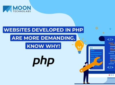 Websites Developed In PHP Are More Demanding  Know Why