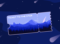 Ticket to the Star